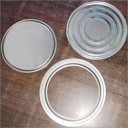 General Industrial Paint Tin Components