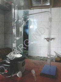 Kjeldhal Distillation Apparatus