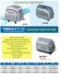 PG air pumps