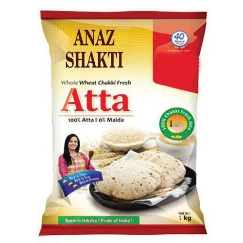 Atta-Flour Packaging Bags