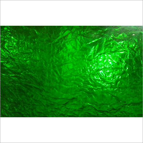 Green Embossed Fiber Sheet