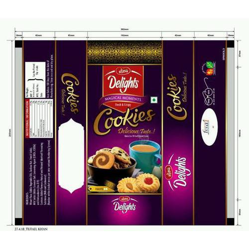 Cookies Packaging Bags