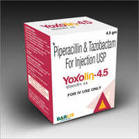 Piperacillin Tazobactum Injection