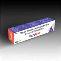 Ofloxacin Propionate terbinafine Cream