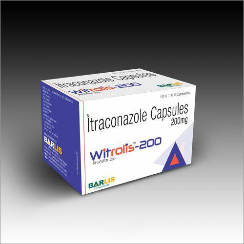 Witrolis-200 Capsules