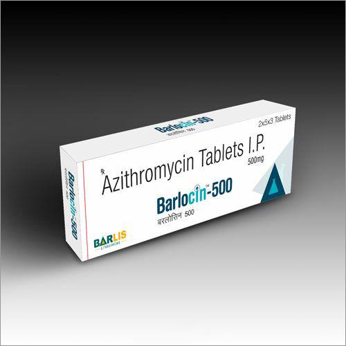 Barlocin-500 Tablets