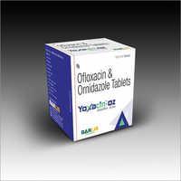Yoxacin-OZ Tablets