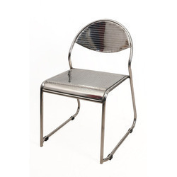 Perforated Waiting Chair