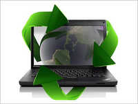 Laptops Recycling