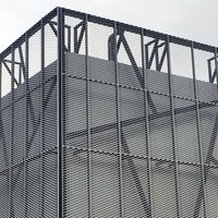 Expanded Metal Screen