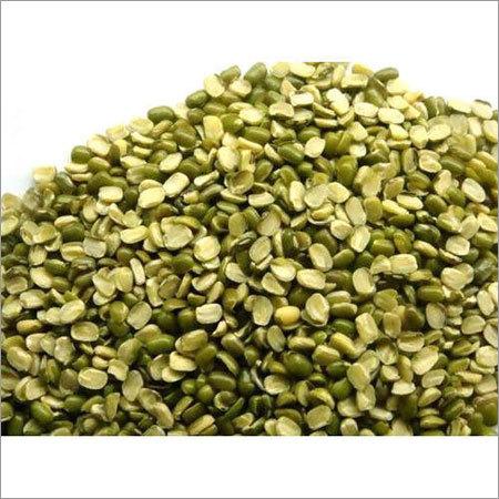 Split Green Moong Dal