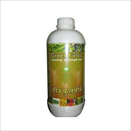 Green Fulvic Fertilizer
