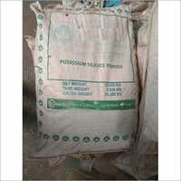 Potassium Silicate Organic Fertilizer