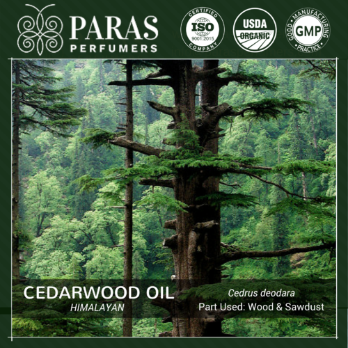 Cedarwood Oil, Himalayan