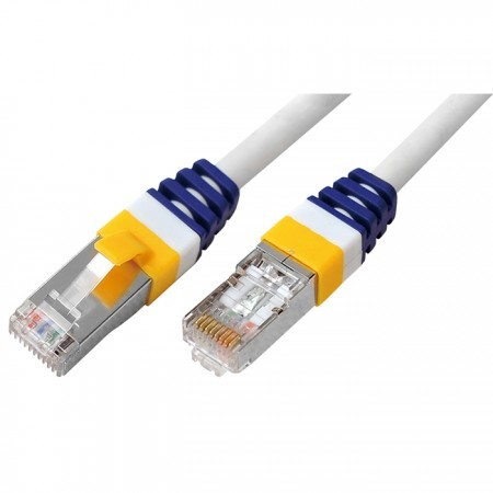 CAT6A 10G SSTP 26AWG RJ45 Copper Patch Lead