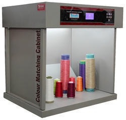 Touch Screen Color Matching Cabinet