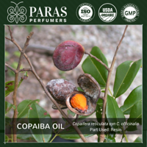 Copaiba Balsam Oil