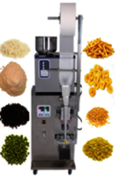 Vertical Type Auto Weighing FFS Machine N 206