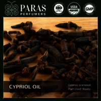 Cypriol (Nagarmotha) Oil
