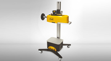 On Car Brake Lathe