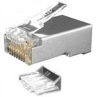 Cat6 STP 8P8C RJ45 Modular Plug
