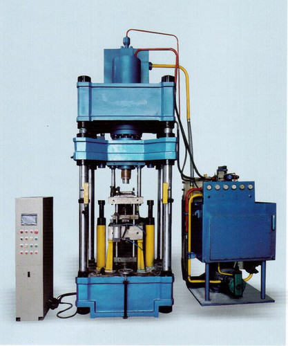 Hydraulic Series Automatic Powder Molding Press