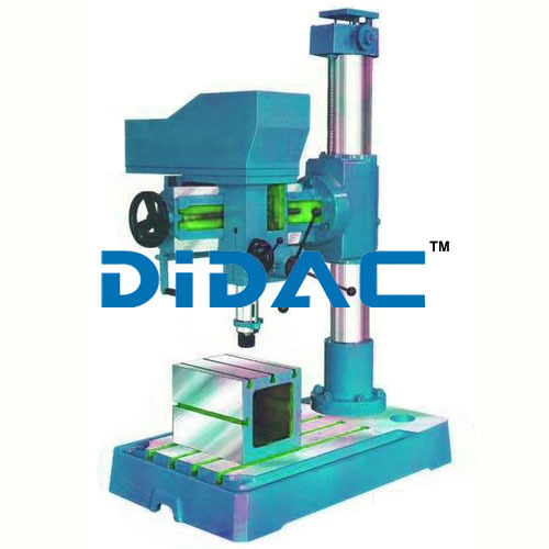 Radial Drilling Machine 40mm