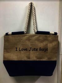 Stylish Jute Tote Bags