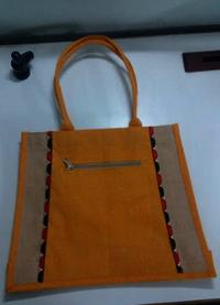 Laminated Jute Tote Bags