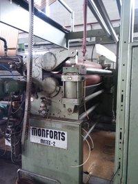 MONFORTS GAS HEATING STENTER