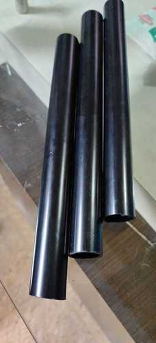 Black PVC Electrical Conduit Pipes