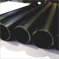 Black PVC Electrical Conduit Pipes