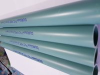 Super Grey PVC Electrical Conduit Pipe