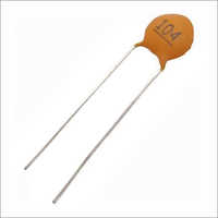 Ceramic Disc Capacitor