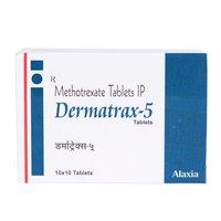 Dermatrax 5 Tablet