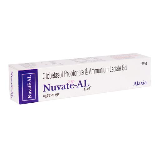 Nuvate-Al Gel