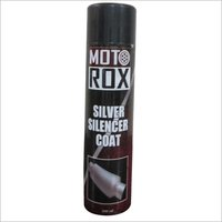 Silver Silencer Coating