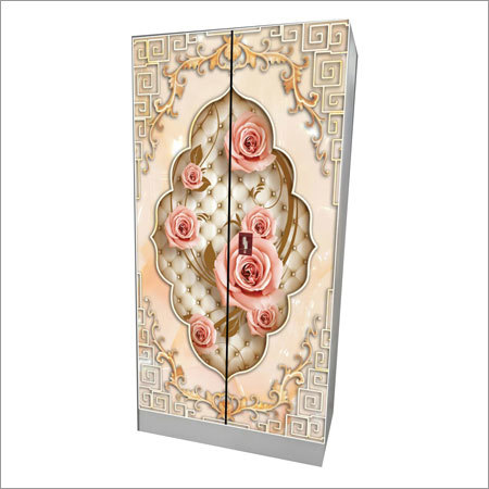 Designer Double Door Almirah
