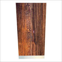 2 Door Wooden Print Almirah