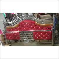 Stainless Steel Crush Godi Bed