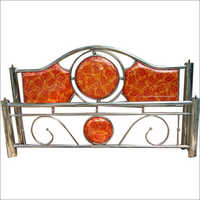 Steel Moon Bed
