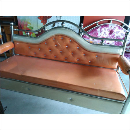 Steel Crush Sofa