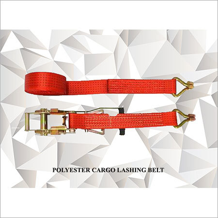 Polyester Cargo Lashing Belt
