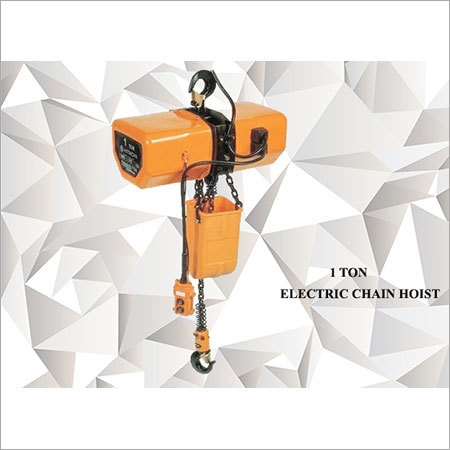 1 Ton Electric Chain Hoist