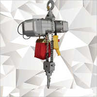 1 Ton Electric Chain Hoist Supplier & Trader In Ahmedabad,Gujarat