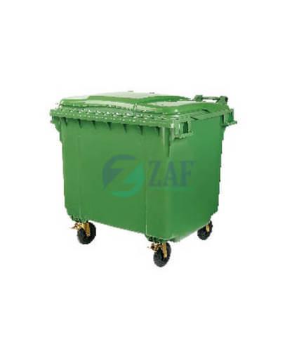 Plastic & Wheel Dust Bin