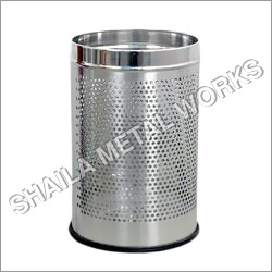 SS Dust Bins - Perforated