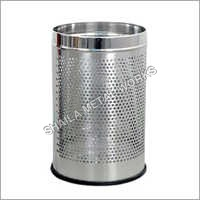 Stainless Steel Perforated Dustbin