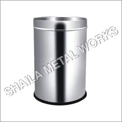 SS Dust Bins - Plain