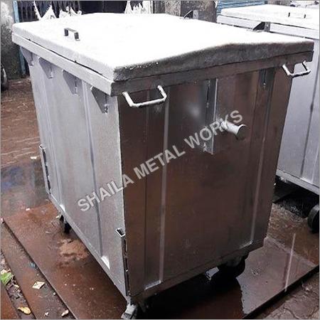 Garbage Compactor Bins